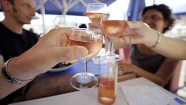 Les Français aiment le rosé.