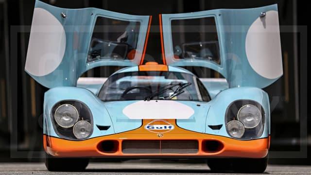 La Porsche 917K mise en vente