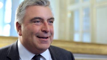 Frédéric Cuvillier, ministre délégué aux Transports
