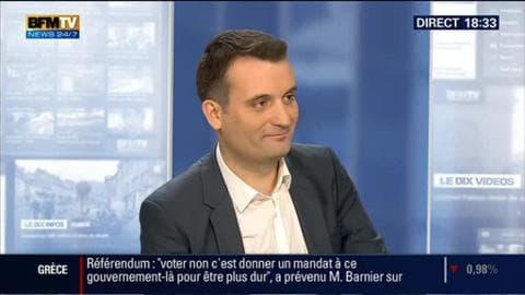 La justice annule la suspension de Jean-Marie Le Pen du FN