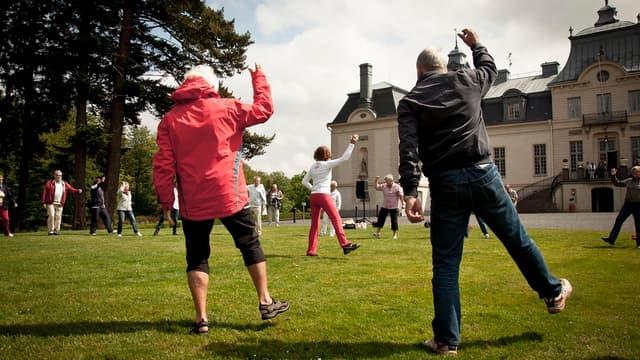 Les plus de 60 ans peuvent ainsi se préparer en douceur à la retraite et consacrer plus de temps à leurs loisirs