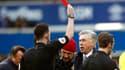 Chris Kavanagh a exclu Carlo Ancelotti