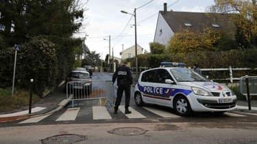 Le policier a tué trois personnes à Sarcelles en novembre dernier.