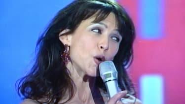 Sophie Marceau était l'invitée du gigantesque show du Nouvel an chinois en 2014.