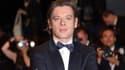 Benjamin Biolay au Festival de Cannes, le 21 mai 2014.
