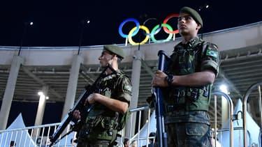 JO 2016 : un bus de journalistes a été pris pour cible à Rio