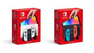 La nouvelle Nintendo Switch OLED profite d'ores et déjà d'un prix réduit