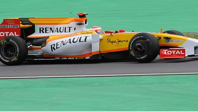Renault en F1 en 2009