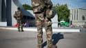 Des soldats de la force Sentinelle - Photo d'illustration