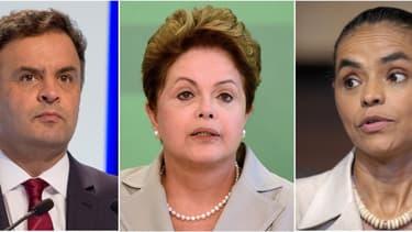 Les Brésiliens vont choisir leur futur président.