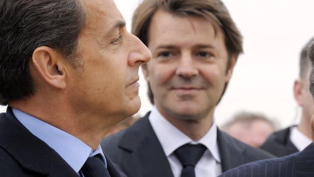 Nicolas Sarkozy se rend dans le fief de François Baroin pour son deuxième meeting (photo d'illustration).