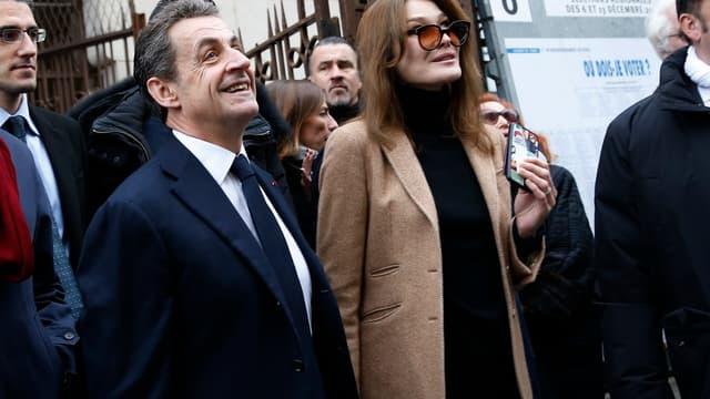 Carla Bruni est plus célèbre que son mari en Argentine.