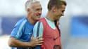 Didier Deschamps et Antoine Griezmann