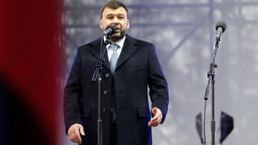 Denis Pouchiline, vainqueur à Donetsk.
