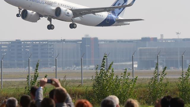 Airbus a entamé des négociations pour vendre 100 Airbus A320 à China Aircraft Leasing.