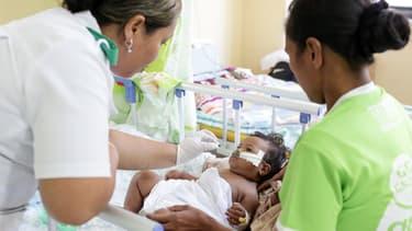 Une campagne de vaccination massive menée par l'Unicef est actuellement en cours aux Samoa pour endiguer la propagation de la rougeole