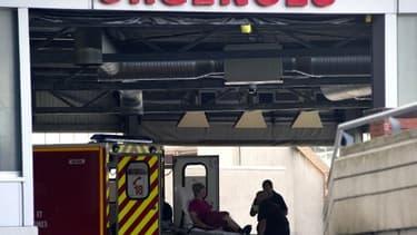Image d'illustration du service des urgences de Toulouse