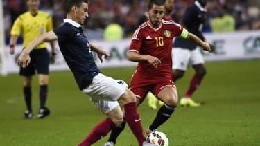 L'Équipe de France évoluera sous les couleurs de Nike, tandis que la Belgique est équipée par Adidas.