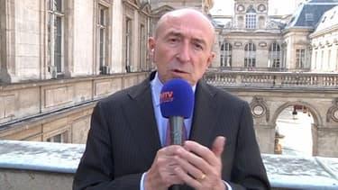 Le sénateur-maire socialiste de Lyon, Gérard Collomb