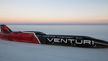 La VBB-3 est la voiture électrique la plus rapide du monde