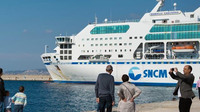 Transdev et Veolia ont mis en route vendredi 31 octobre la procédure de redressement judiciaire de la SNCM.