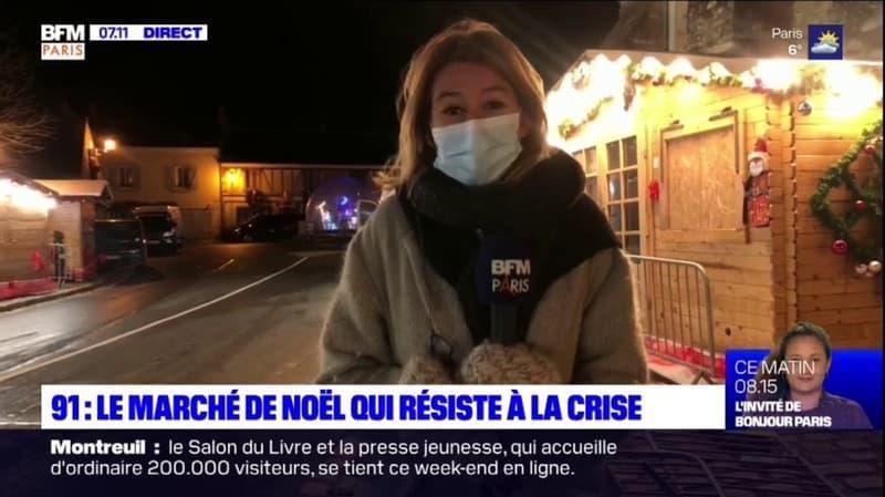 Essonne: le marché de Noël de Janvry maintenu, coup d'envoi ce vendredi