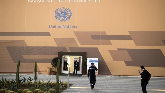 Des représentants de plus de 150 pays se réunissent ce lundi à Marrakech, au Maroc , pour approuver le Pacte mondial sur les Migrations piloté par l'ONU