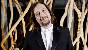 """Le Français Nicolas Becker, oscarisé pour le son du film """"Sound of Metal""""."""