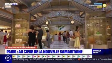 Paris: visite guidée au cœur de La Samaritaine rénovée