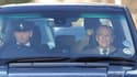 Le prince Philip, 90 ans, époux de la reine Elisabeth d'Angleterre, a quitté mardi un hôpital proche de Cambridge quatre jours après avoir subi la pose d'un stent coronarien pour permettre une meilleure circulation du sang dans une artère. /Photo prise le
