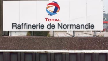 La raffinerie de Gonfreville-l'Orcher est maintenant à l'arrêt.