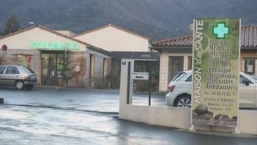 Entre ville et campagne, les inégalités sont fortes dans l'accès aux services de la vie courante, comme ici dans l'Aude.
