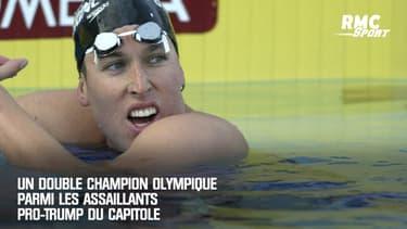 Un double champion olympique parmi les assaillants pro-Trump du Capitole