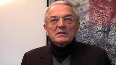 Le président du Conseil général de Mayenne, Jean Arthuis, en décembre 2012.