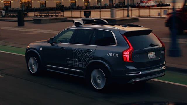 Uber aurait signé un accord avec la famille de la victime, tuée le 18 mars par l'une de ses voitures autonomes.