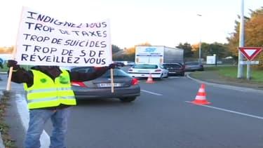 """""""Gilets jaunes"""": quelles sont les mobilisations prévues en région samedi 24 novembre?"""