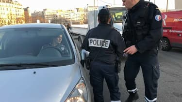 350 policiers et agents sont chargés du contrôle de la circulation différenciée ce mercredi.