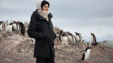 Marion Cotillard en Antarctique