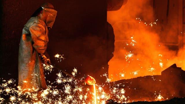 ArcelorMittal a signé un accord avec le gouvernement