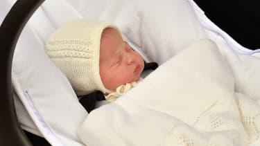 La petite princesse est née le 2 mai 2015 à 9h34 du matin, heure de Paris.