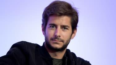 """Guillaume Gibault, 33 ans, veut """"donner du sens"""" au Slip Français, qu'il a créé en 2012."""