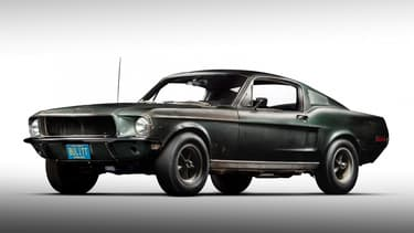 Deux exemplaires de la Mustang ont servi pour le tournage de Bullitt, l'une était présente au salon automobile de Détroit (Eats-Unis) pour le lancement de la série limitée Ford Mustang Bullitt.