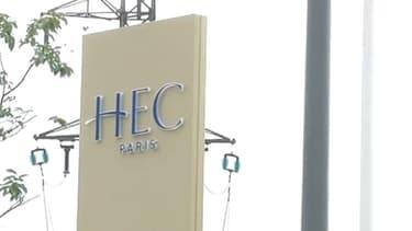 Le campus d'HEC Paris, à Jouy-en-Josas.
