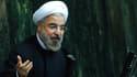 Le président iranien Hassan Rohani élu en juin dernier est connu pour sa politique d'ouverture.