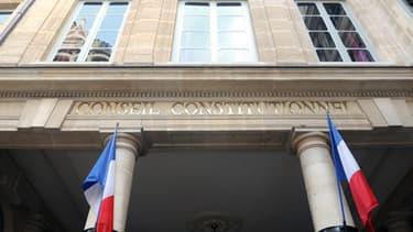 Le Conseil constitutionnel - AFP