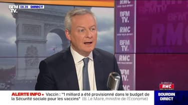 Bruno Le Maire confirme le report des soldes d'hiver au 20 janvier