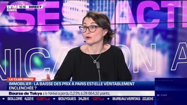 Marie Coeurderoy: La baisse des prix à Paris est-elle véritablement enclenchée ? - 05/03