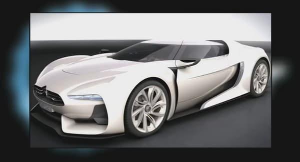 Citroën Gran Turismo Concept