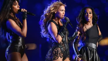 Kelly Rowland, Beyonce Knowles et Michelle Williams s'étaient retrouvées lors du SuperBowl en 2013
