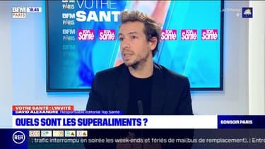 Votre Santé Paris: Quels sont les superaliments - 06/05
